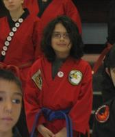 Karate Ceremony, January 2013
